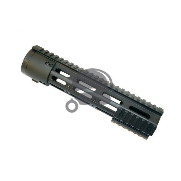 10 inch Free Float Slim Modular Rail System for AR-15 Carbine length barrels