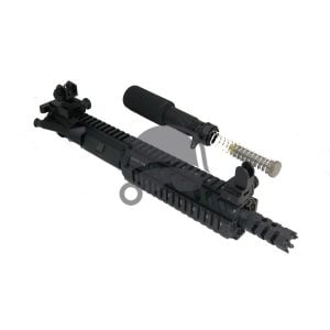 AR-15 Pistol Complete Upper with Pistol Buffer Tube