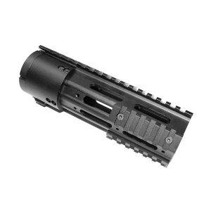 7 inch AR15 carbine free float handgaurd with modual rails