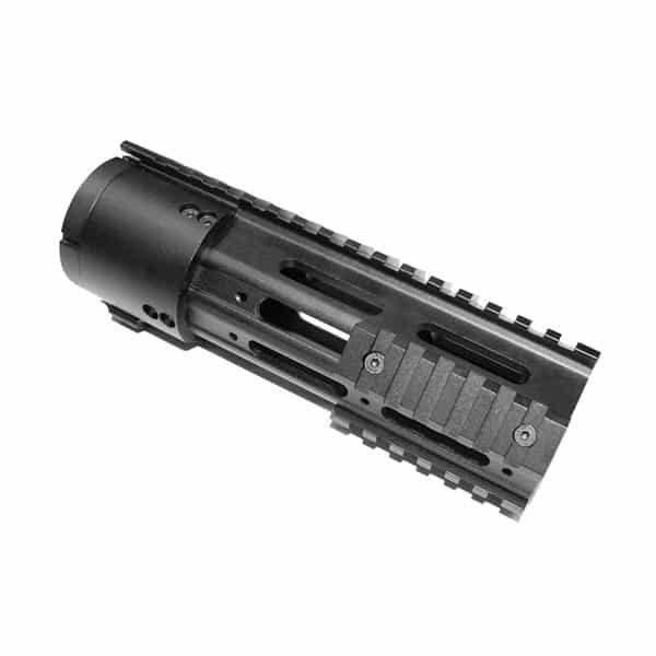 7 inch AR15 carbine free float handgaurd with modual rails