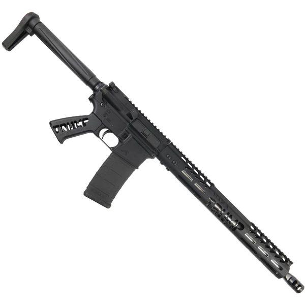AR-15 5.56 Rifle Upper Receiver Set 'Trump MAGA' Limited Edition (Anodized Black)