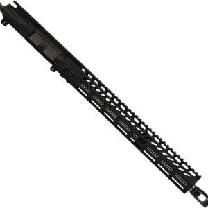 AR-15 5.56 Complete California Legal Upper Receiver M-LOK
