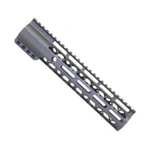 "10"" Length Air-Lok Compression M-LOK Free Float Handguard in Magpul OD Green"