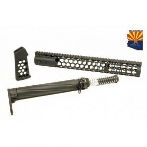 "AR-15 Complete ""Honeycomb Series"" Furniture Kit"