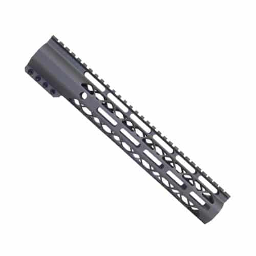 "12"" Length Air-Lok Compression M-LOK Free Float Handguard in Magpul OD Green"