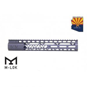 "AR15 Diamond Series M-LOK 12"" Free Float handguard Black"