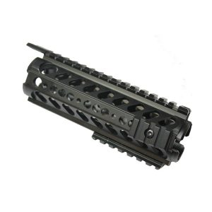 2 Piece Drop in Modular Rail System for AR-15 Carbine M4 Rifles