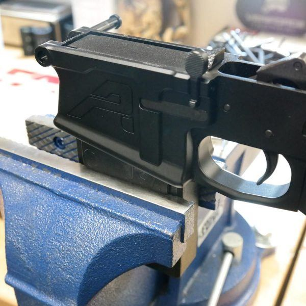 AR-308 Lower Receiver Vise Block