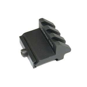 3 Slot 45 Degree Angle Mount For Picattiny Rail