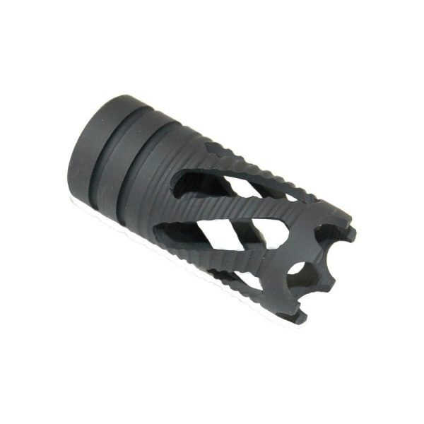5/8X24 .308 6.8 AR-10 AR-15 Twist Flash Hider