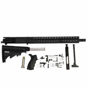 """AR-15 90% Rifle Kit With 16"""" KeyMod Upper"""