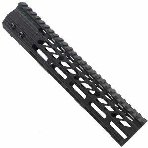 AR-15 M-LOK Octagonal 10 inch Free Float Spector Handguard