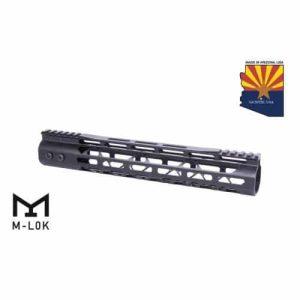 "AR-15 12"" Mod Lite Free Float M-LOK Handguard Black"