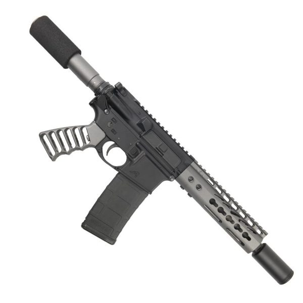 AR-15 Pistol Upper 5.56 Tungsten Pistol Upper Set