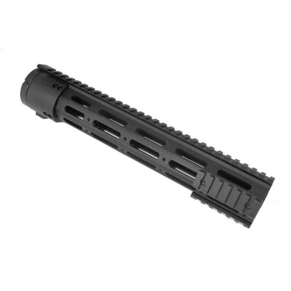 AR-15 Rifle Length 12″ Free Float Modular Rail System Slim Profile