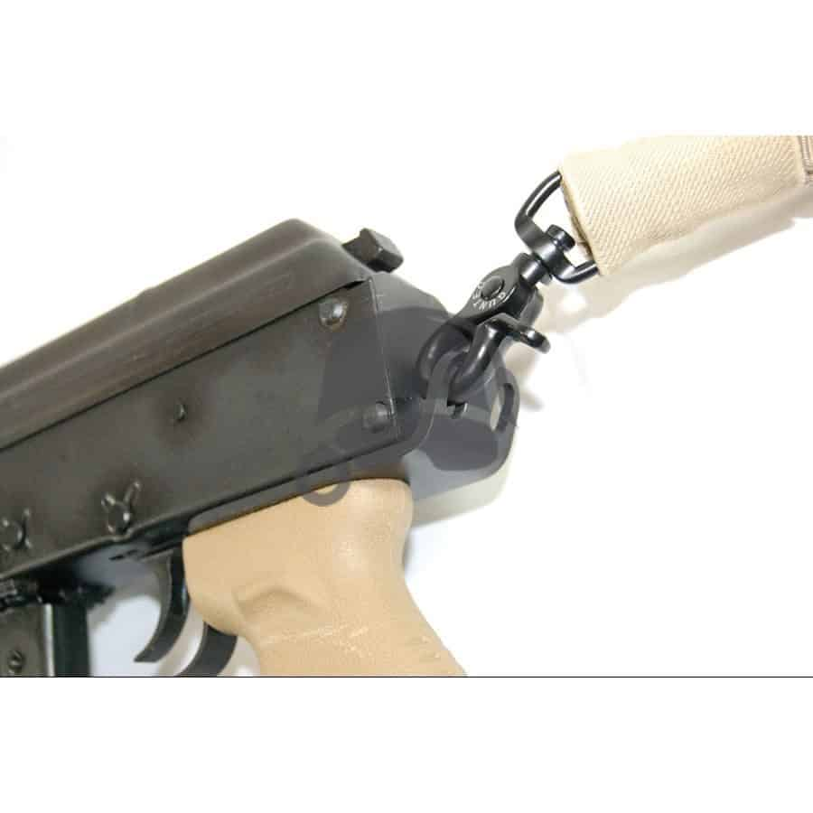 ak 47 draco pistol single point sling plate ak 47 slings
