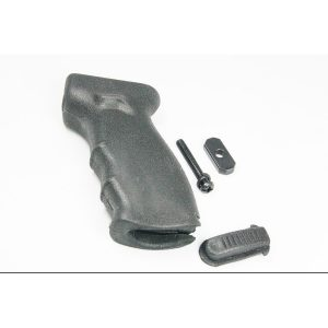 AK-47 Large Rubber Rear Grip in Black