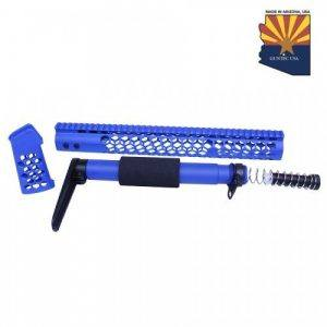"AR-15 Complete ""Honeycomb Series"" Furniture Set In Blue"