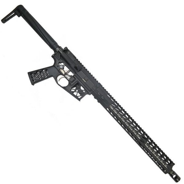 AR-15 5.56 Complete California Legal Upper Receiver In Black