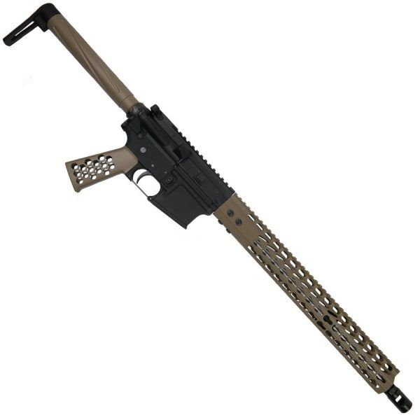 AR-15 5.56 Complete California Legal Upper Receiver In FDE