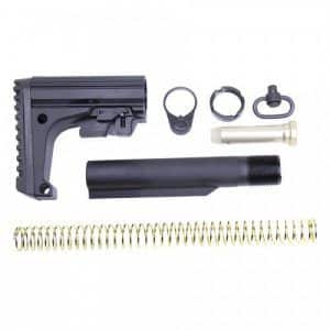AR15 M.A.D. Stock ( Micro AluminumDefense Stock)