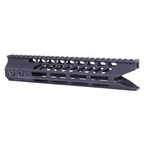 "AR-15 M-LOK Octagonal 10"" Shark Mouth Free Float Handguard"