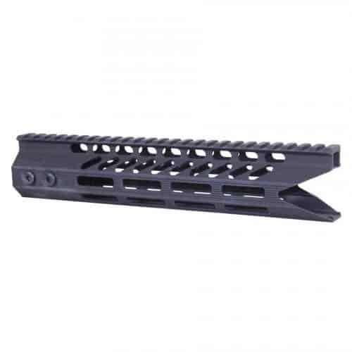"AR-15 M-LOK Octagonal 10"" Shark Mouth Free Float Handguard"