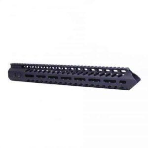 LR 308 15 inch Free Float Warhead Slim Profile M-LOK Handguard