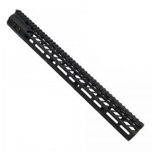AR-15 16.5″ M-LOK Free Float Handguard - Black