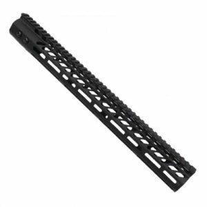 AR-15 16.5″ M-LOK Free Float Handguard - Black