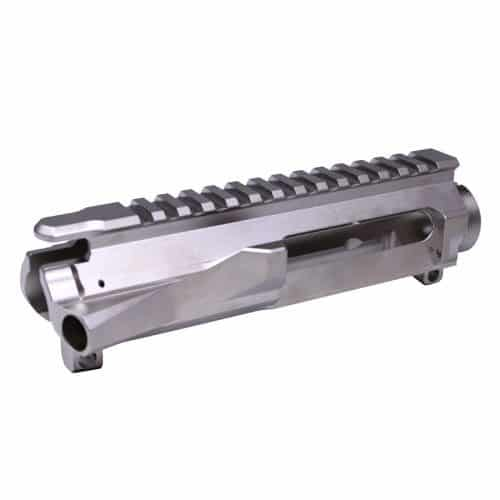 AR-15 Stripped Billet Upper Receiver (Nickel)