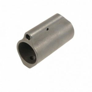 AR-15 Low Profile Long Steel Gas Block