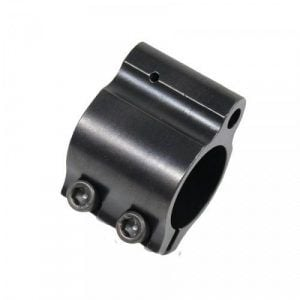 AR-15 Low Profile Gas Block Clamp On Style in steel