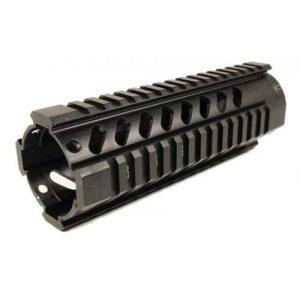 10 Inch Spector Length Free Float Rail System barrel Nut