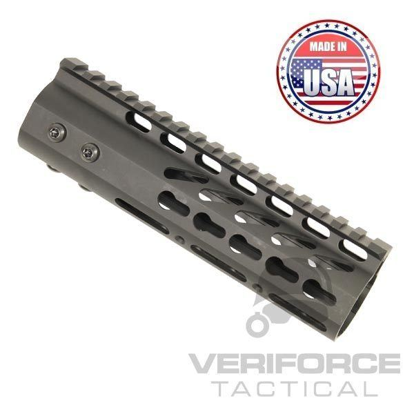 AR-15 KeyMod Free Float Carbine Handguard Made in USA