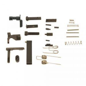 AR15 Lower Parts Kit Without Fire Control Group and Grip