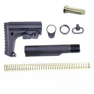 AR .308 M.A.D. Stock ( Micro Aluminum Defense Stock)