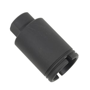 AR-15 Short Flash Hiding Pig Cone for 5.56