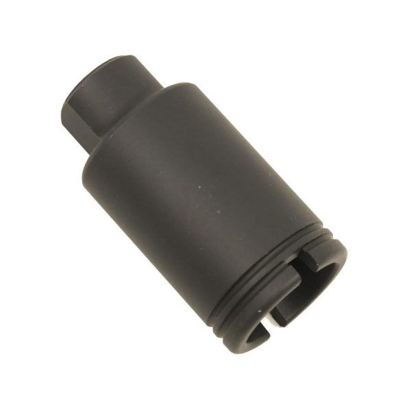 AR-15 Short Slim Flash Hiding Pig Cone for 5.56
