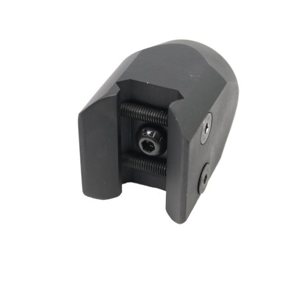 SIG MPX Stock Adapter for AR-15 Stock Tubes underside