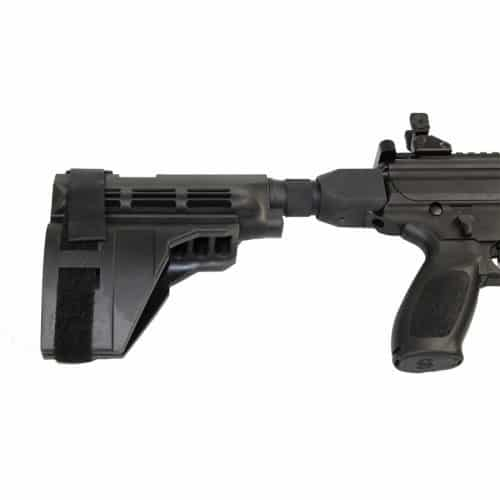 SIG MPX Stock Adapter for AR15 Stocks USA Made with Arm Brace