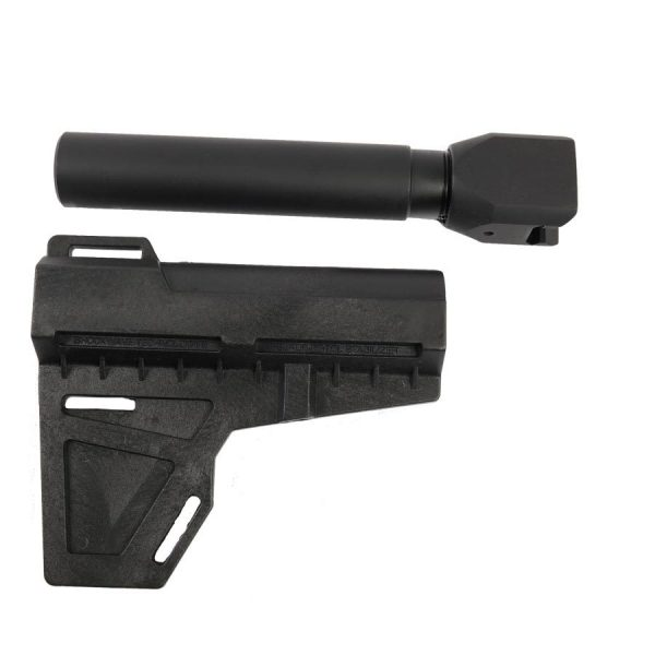 SIG MPX Stock Adapter with Blade Buffer Tube
