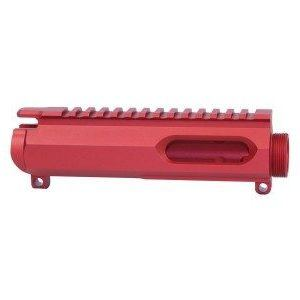AR 9 Billet Upper Receiver 9mm AR-15 - Color Options - RED