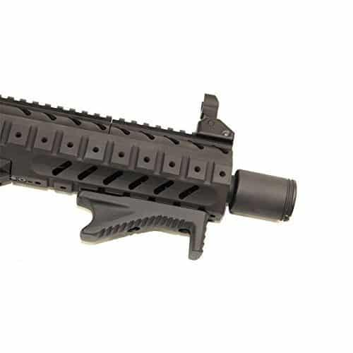 SIG MPX Pig Cone Flash Hider on MPX