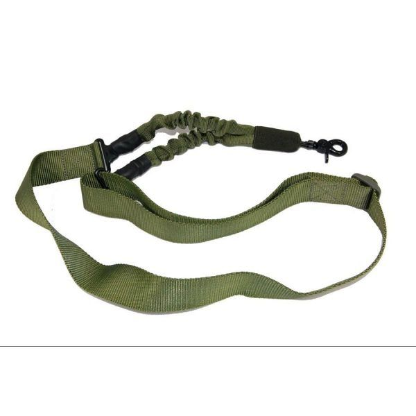 Single Point Sling Bungee Style Od Green