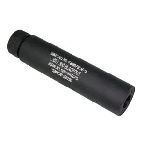 Slip Over Fake Suppressor for .308 .300 Black Out AR-15 and AR-10 Rifles