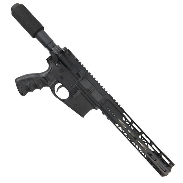 "AR-15 Pistol Upper 5.56 10"" M-Lok Slim RIPMOD Series"