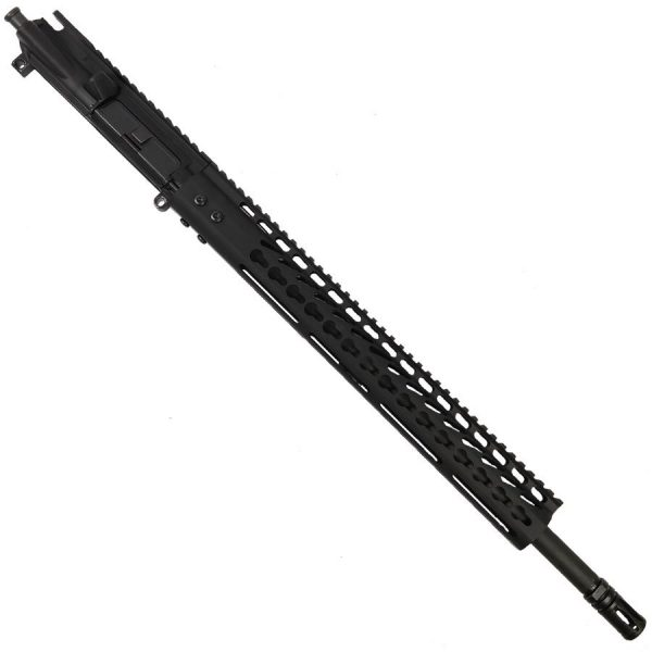 "AR15 5.56 Upper with 15"" Lightweight KeyMod Slim Profile and 18 inch barrel"