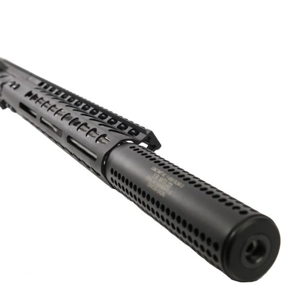 AR-15 5.56 Upper - Silver Hawk 18