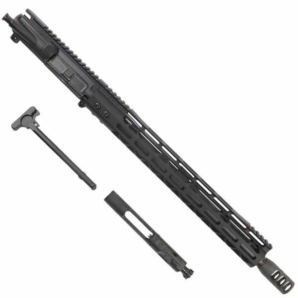 .458 Socom AR15 Upper Receiver Complete With MOD LITE M-LOK Handguard